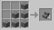 Stone Stairs Recipe