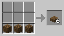 Wood Slab Recipe