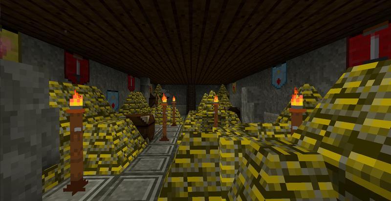 Ivorius' Mods for Minecraft 1 6 4/1 7 2/1 7 4/1 7 5