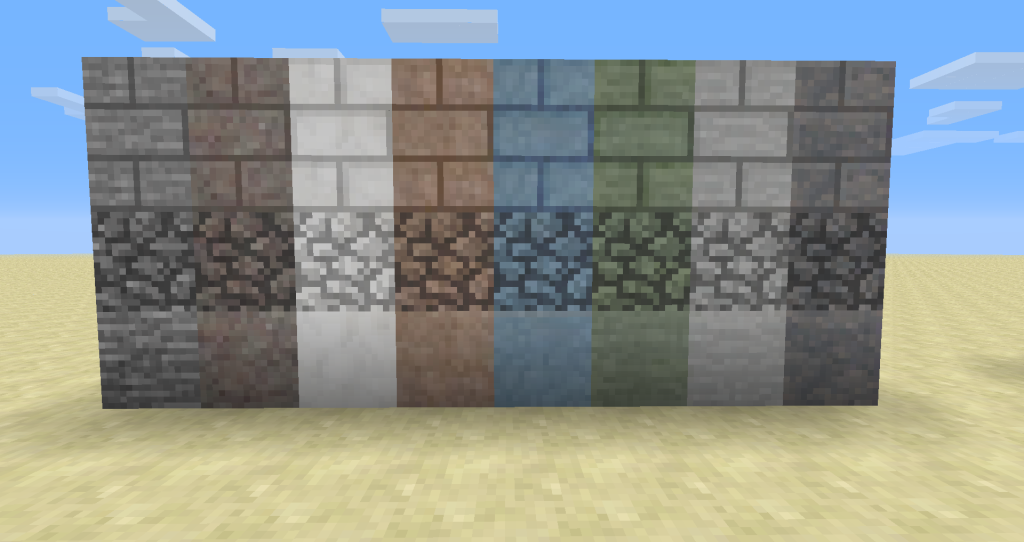 Minecraft Cobblestone Block : Underground biomes mod for minecraft