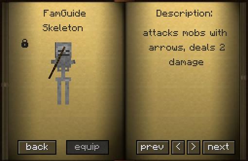 skeleton familiar