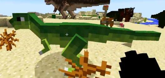JurassiCraft Mod for Minecraft 1 7 10 – MinecraftDLs