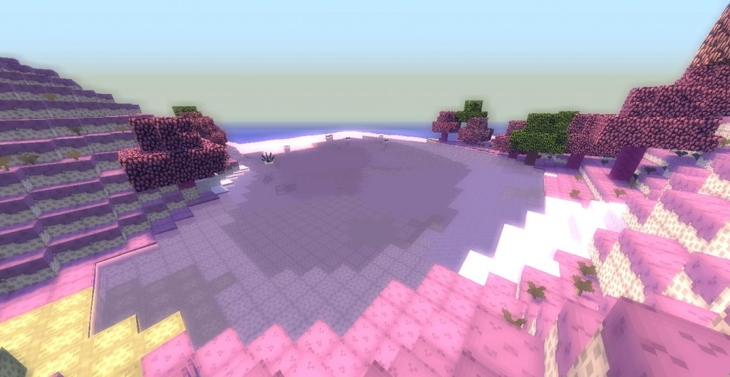 Pastel Melody Texture Pack For Minecraft 1 7 10 Minecraftdls