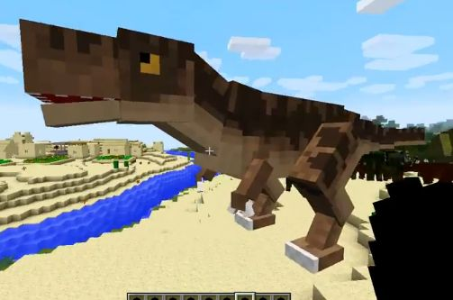 JurassiCraft Mod for Minecraft 1 7 10 – MinecraftDLs
